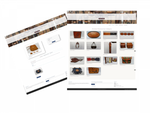 eCommerce Website 2 views