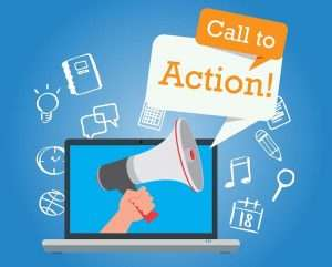 blog call to action